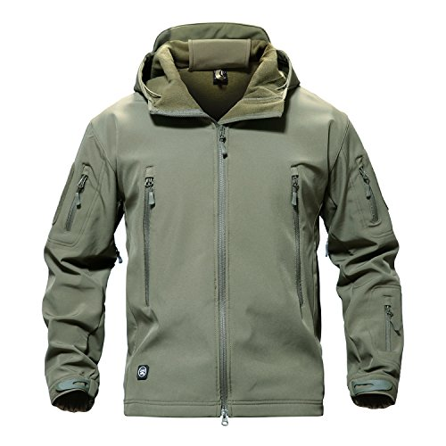MAGCOMSEN impermeable Windproof