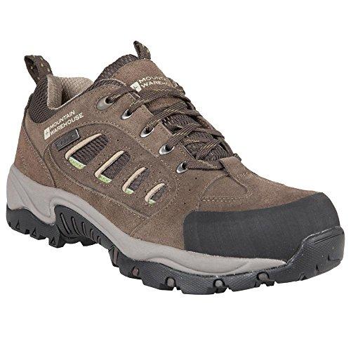 Mountain Warehouse Botas travesías senderismo hombre montaña Zapatillas impermeables Lockton Lima 45