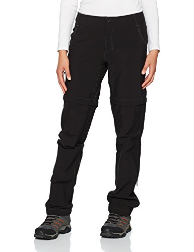 The North Face Exploration Pantalones, Mujer, Negro (Black), WNA (Tamaño del fabricante:8)